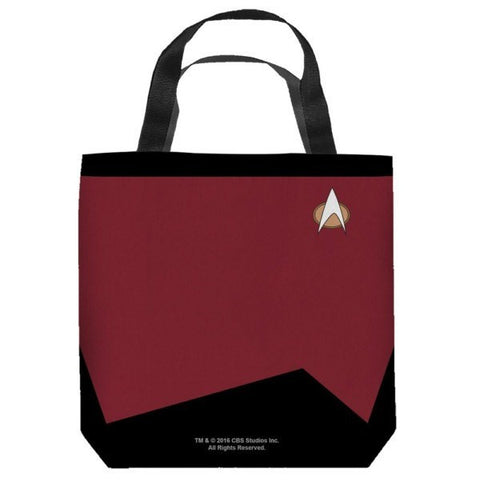 Star Trek Uniform Tote - Command