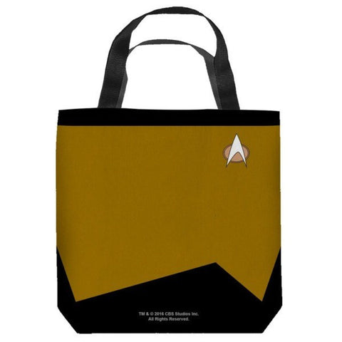 Star Trek Uniform Tote - Engineer
