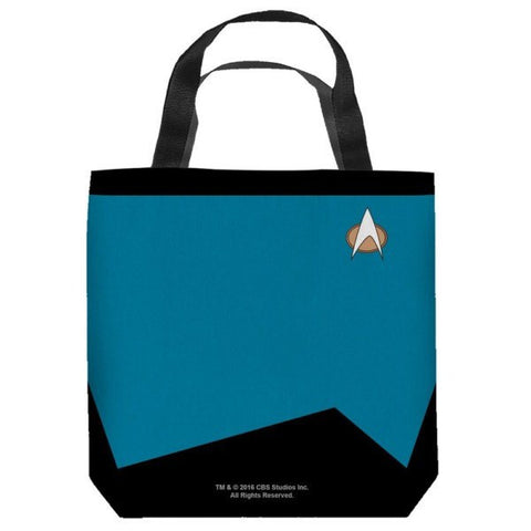 Star Trek Uniform Tote - Science