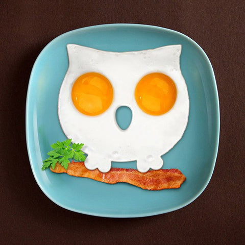 Fred Funny Side Up - Egg Corral - Owl Version