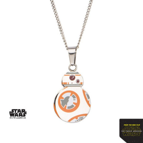 Star Wars BB-8 Cutout Necklace