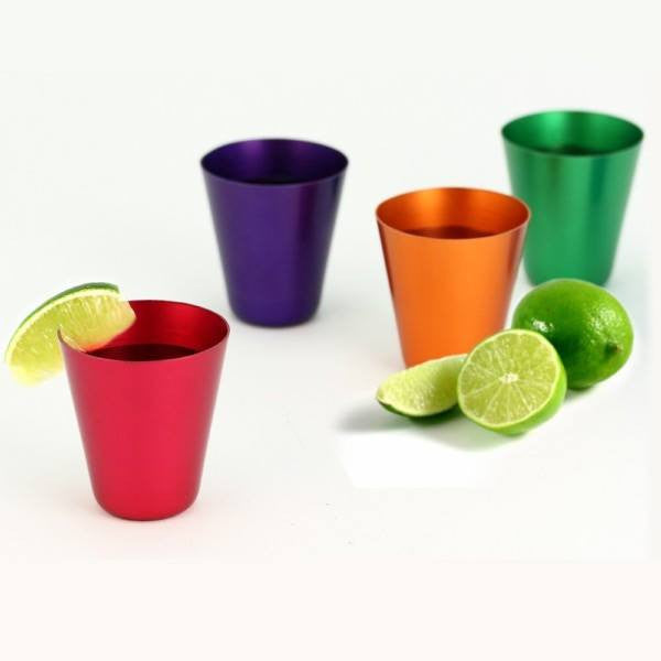 Anodized Shot Glass