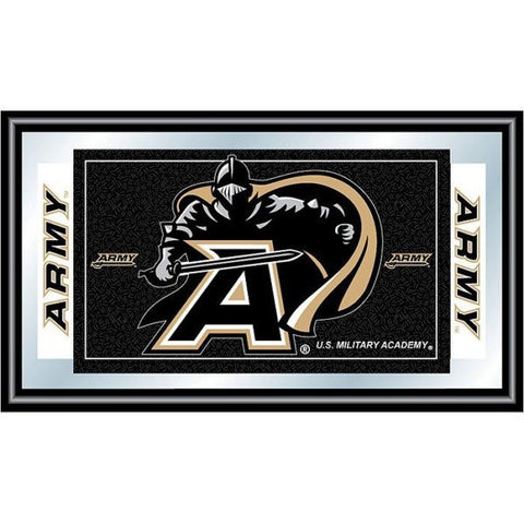 Army Logo and Mascot Framed Mirror