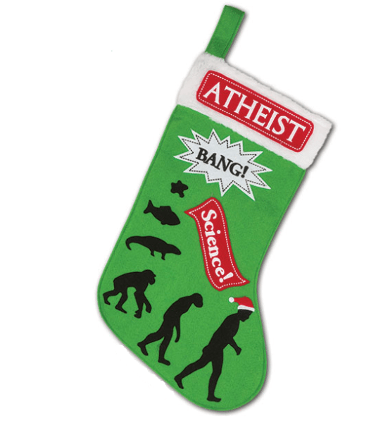 Atheist Stocking