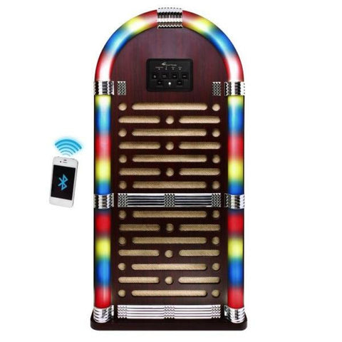 Bluetooth Juke Box Speaker System