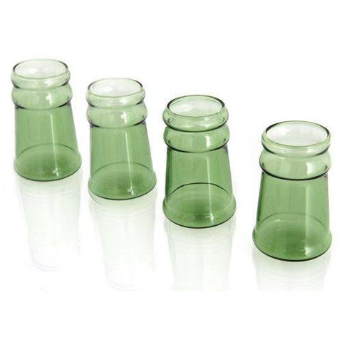 Bottleneck Shot Glasses