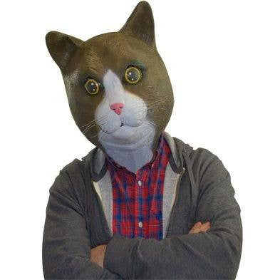 Buster Brown Cat Mask