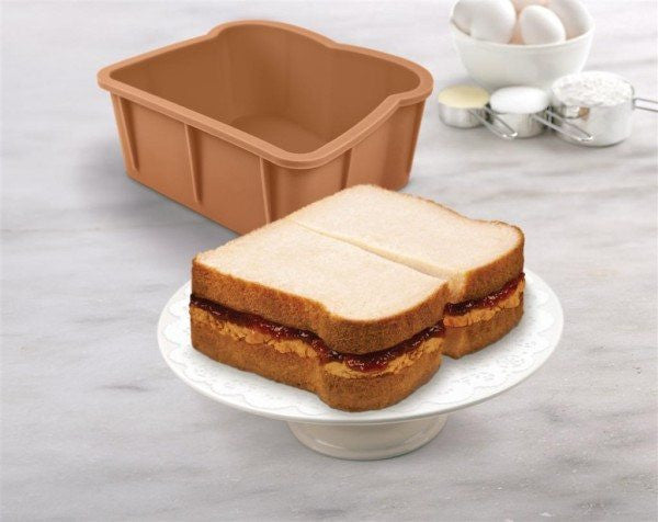 Cakewich Sandwich Cake Mold Baking Pan