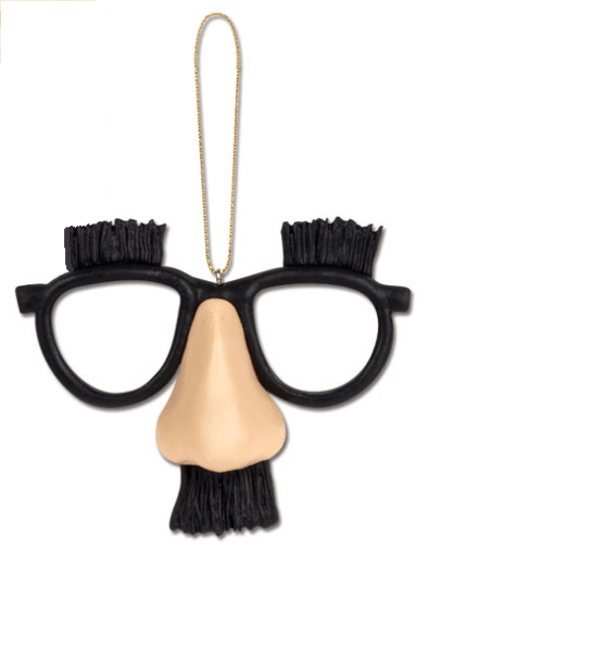 Classic Disguise Christmas Ornament