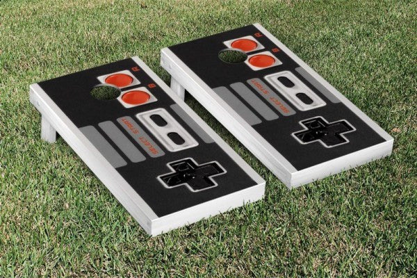 Classic Game Controller Cornhole Game Set