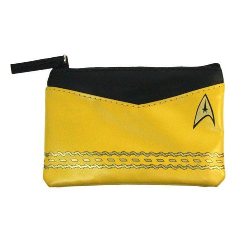 Star Trek Uniform Coin Purses