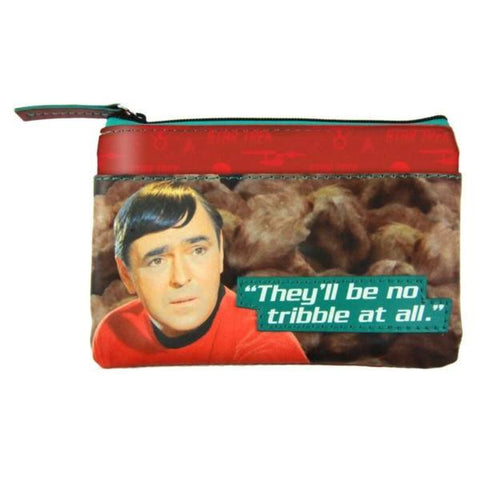 Star Trek Graphic Coin Purse