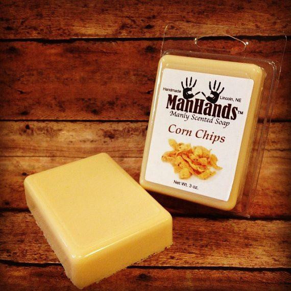 Corn Chips Scented Man Soap