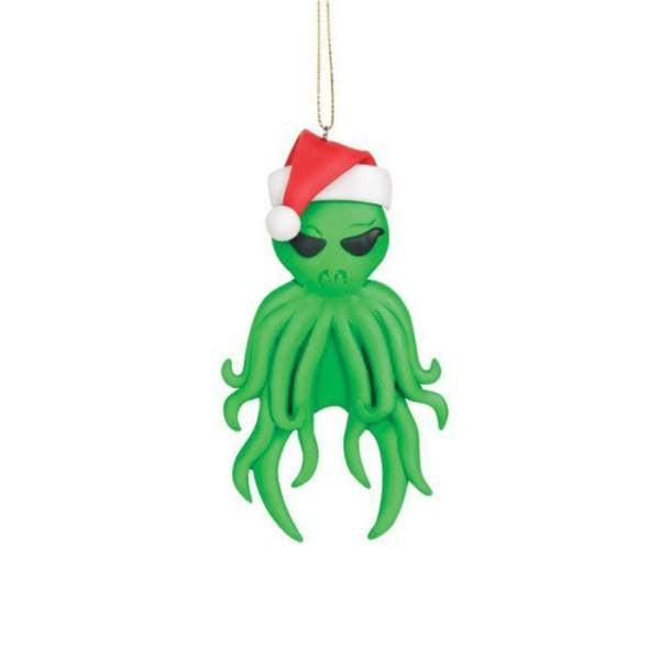 Cthulhu Christmas Ornament