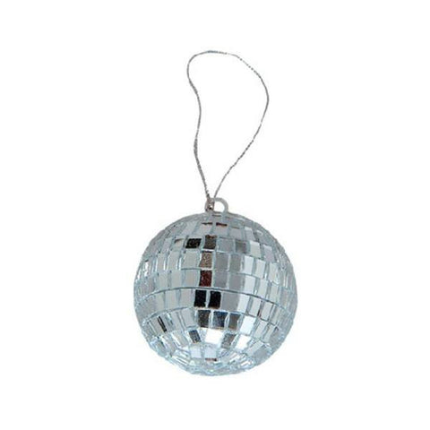 "02"" Disco Mirror Ball (SILVER)"