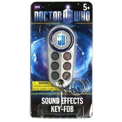 Doctor Who Talking Key Chain