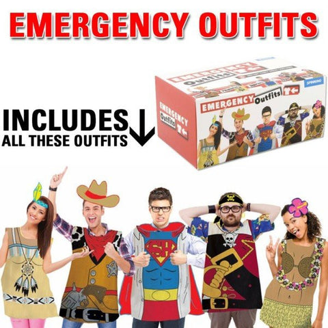 Emergency Outfits