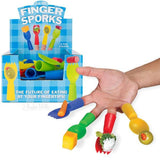 Finger Sporks (Set of 5)