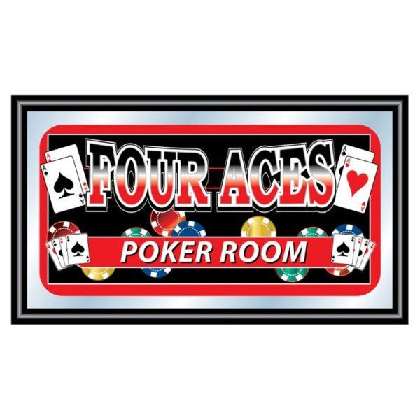 Four Aces POKER ROOM Mirror