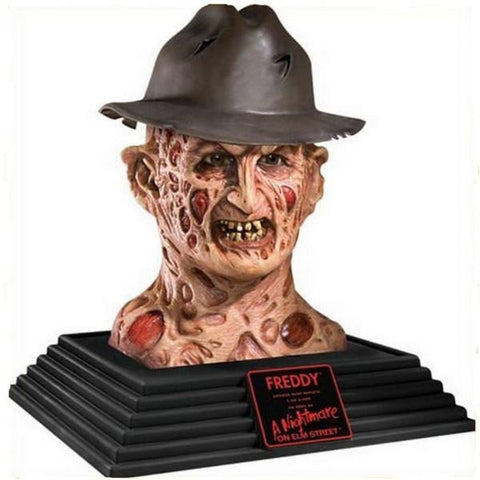 Freddy Krueger Display Bust