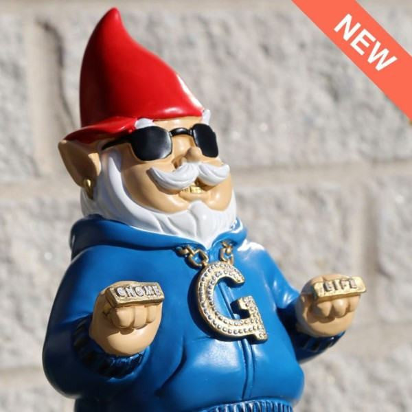 Gnomeboy Gangsta Gnome