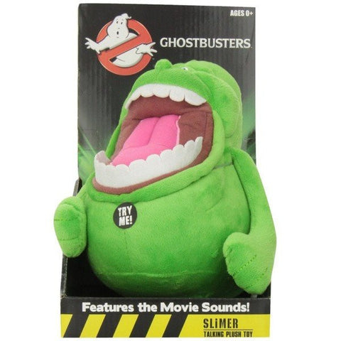 Ghostbusters Slimer Plush