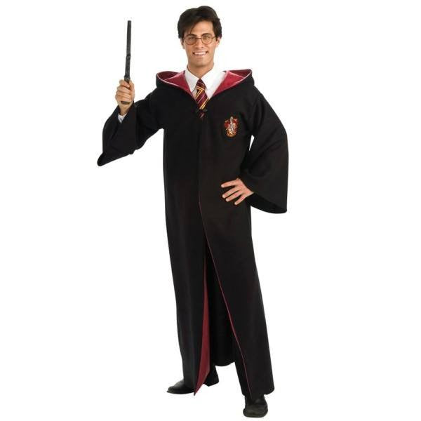 Harry Potter-Deluxe Gryffindor Robe