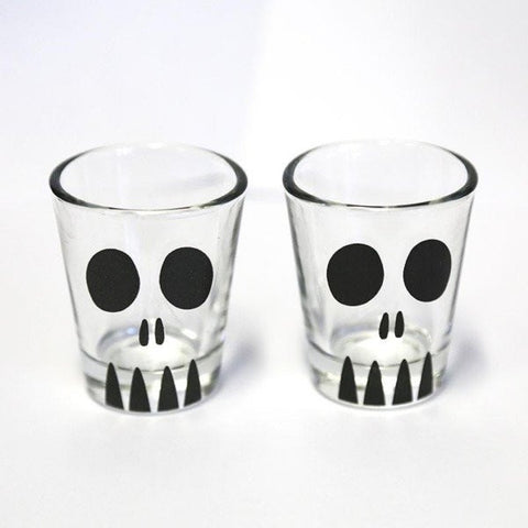 Killer Shots Deadly Shot Glasses