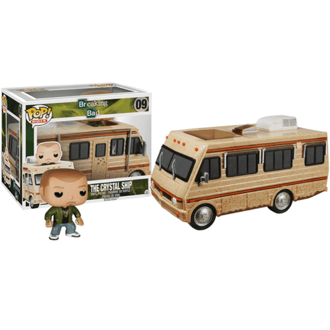 Pop! Rides: Breaking Bad - The Crystal Ship