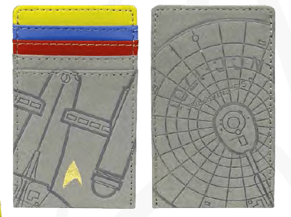Star Trek Retro Tech Card Holder