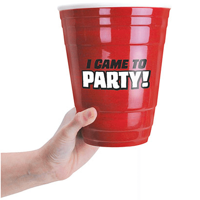 The Giant Red Cup