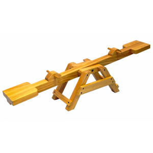 Tufstuf Wooden See Saw