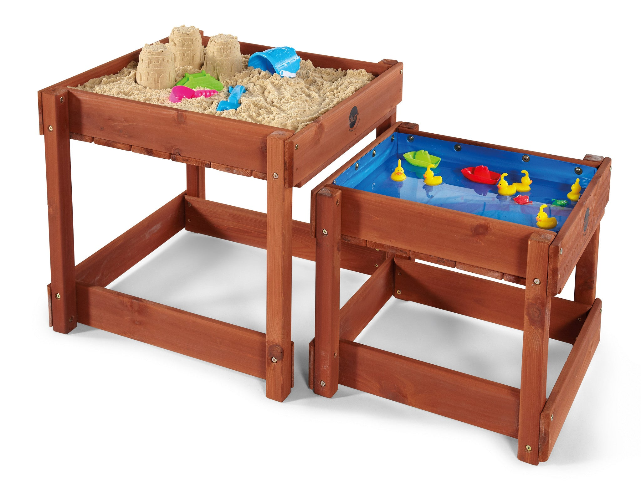 Plum Sandy Bay Sand And Water Tables Set With Protective Cover   Childhood  Home   Kids ...