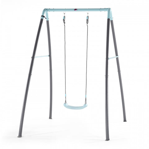 Plum Premium Metal Single Swing with Mist - Childhood Home - kids bedrooms & play spaces