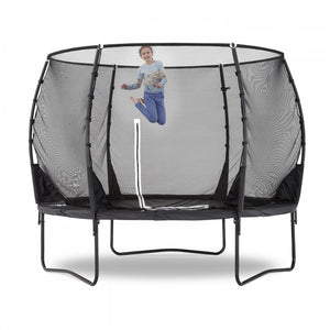 Plum 3.05 Metres (10ft) Magnitude Premium Trampoline with Safety Enclosure - Childhood Home - kids bedrooms & play spaces
