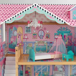 Annabelle Dollhouse - Childhood Home - kids bedrooms & play spaces