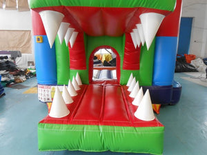 Crocodile Bouncer - Childhood Home - kids bedrooms & play spaces