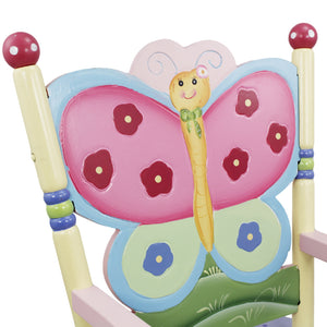 Fantasy Fields-Magic Garden Rocking Chair - Childhood Home - kids bedrooms & play spaces