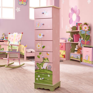 Fantasy Fields Magic Garden 7 Drawer Cabinet - Childhood Home - kids bedrooms & play spaces