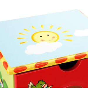 Fantasy Fields- Sunny Safari 5 Drawer Cabinet - Childhood Home - kids bedrooms & play spaces