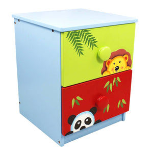 Sunny Safari 2 Drawer Cabinet - Childhood Home - kids bedrooms & play spaces