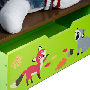 Enchanted Woodland Book Case - Childhood Home - kids bedrooms & play spaces