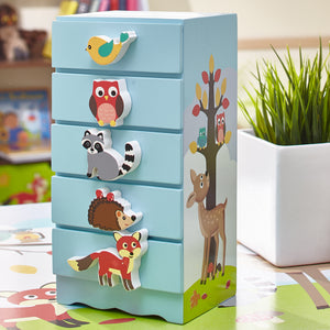 Enchanted Woodland Trinket Chest - Childhood Home - kids bedrooms & play spaces