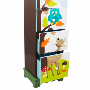 Fantasy Fields-Enchanted Woodlands 5 Drawer Cabinet - Childhood Home - kids bedrooms & play spaces
