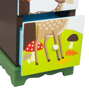 """Fantasy Fields-Enchanted Woodlands 5 Drawer Cabinet"" - Childhood Home - kids bedrooms & play spaces"