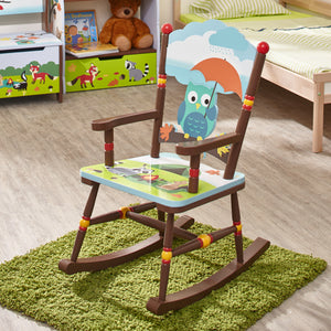 Fantasy Fields-enchanted Woodland Rocking Chair - Childhood Home - kids bedrooms & play spaces