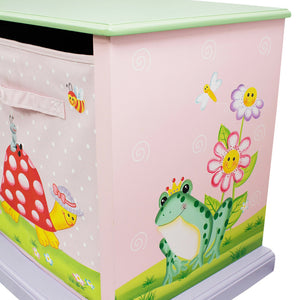 Fantasy Fields-Magic Garden 3 Bag Storage Cabinet - Childhood Home - kids bedrooms & play spaces