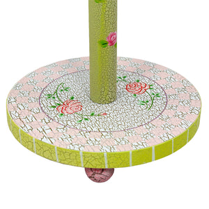 Fantasy Fields-Crackled Rose Coat stand - Childhood Home - kids bedrooms & play spaces