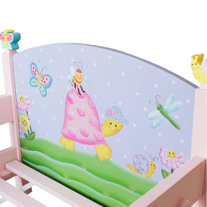 Fantasy Fields-Magic Garden Toddler Bed - Childhood Home - kids bedrooms & play spaces