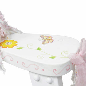 Fantasy Fields-Princess & Frog Rocking Horse - Childhood Home - kids bedrooms & play spaces